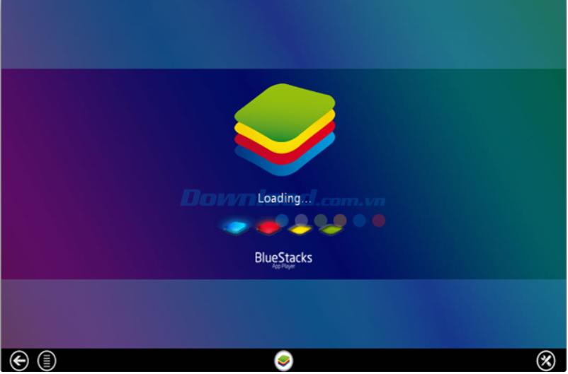 Phần mềm giả lập Blue Stack