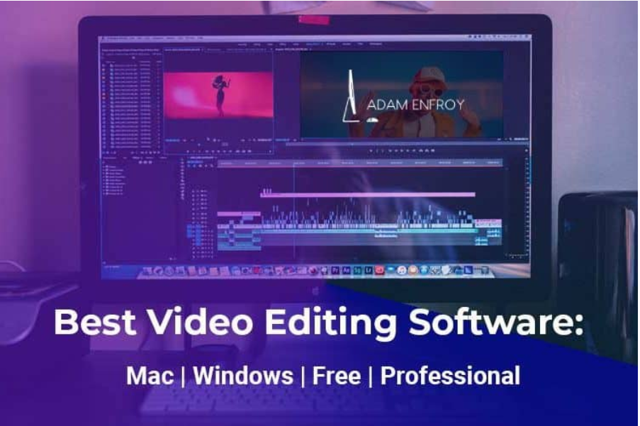 phần mềm chỉnh sửa video