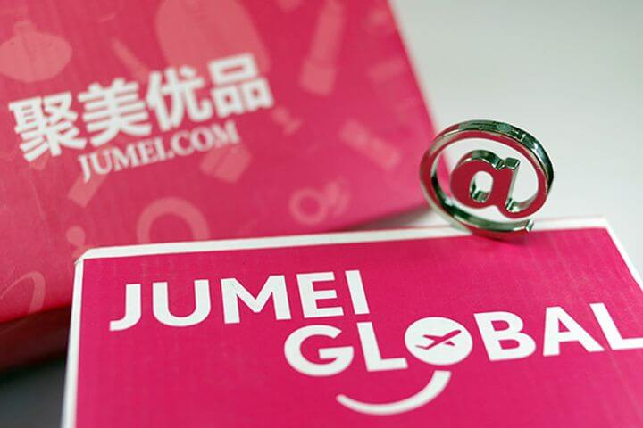 Ứng dụng đặt hàng Trung Quốc Jumei