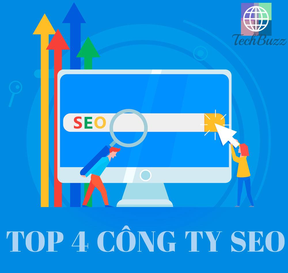 Top 4 công ty SEO