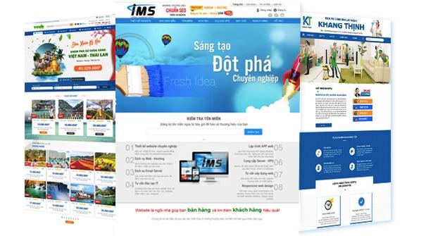 IMS - chuyên thiết kế website Cà Mau - miền tây