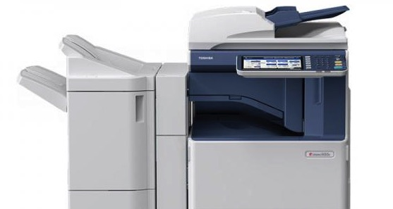 Máy photocopy màu Toshiba E-studio 3555c