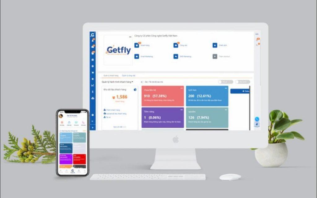Phần mềm quản lý trung tâm GetFly