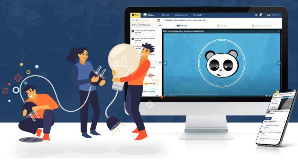 phần mềm quản lý học sinh Mona eLMS