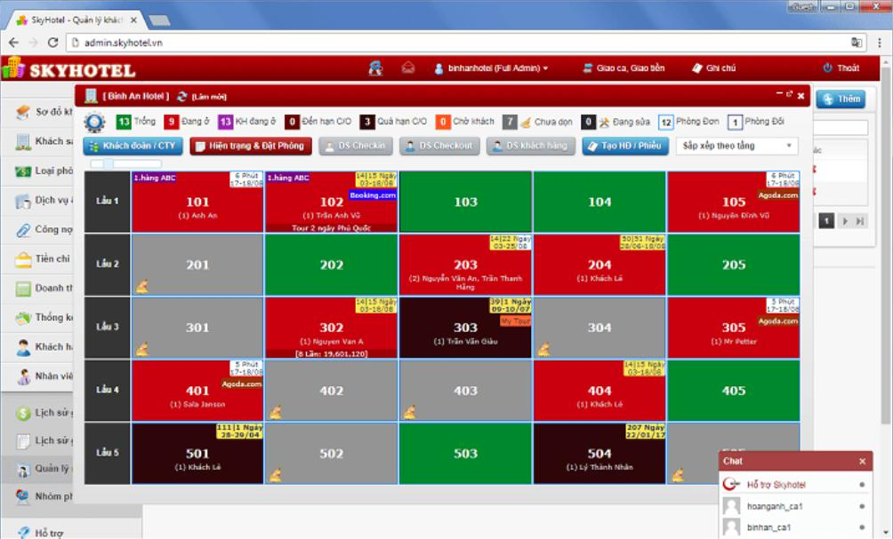 phần mềm quản lý phòng game