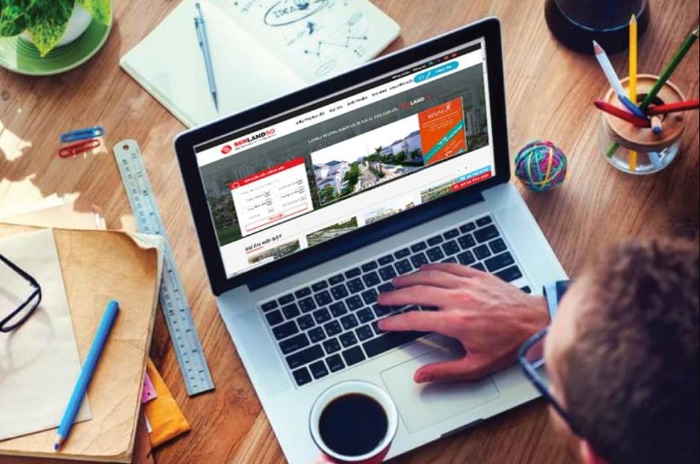 phần mềm đăng tin bất động sản