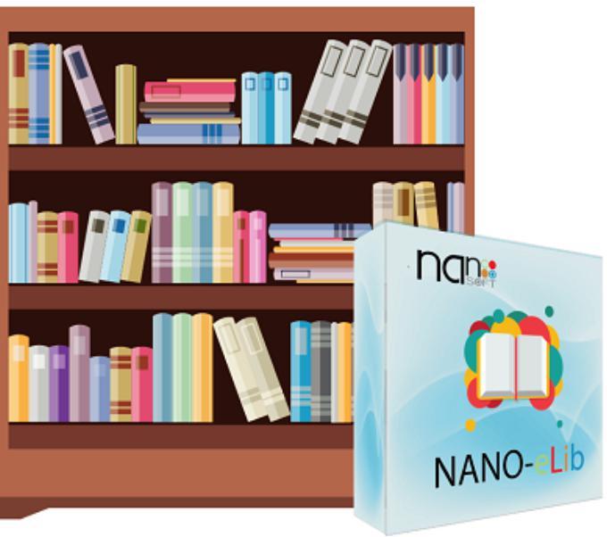 phần mềm quản lý thư viện miện phí nano