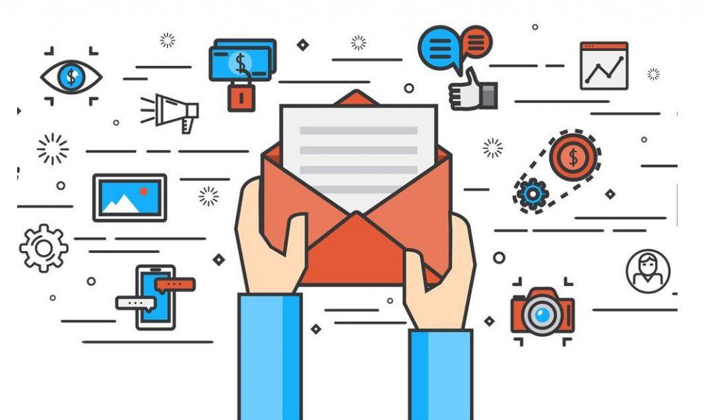 cách dùng phần mềm quản lý email