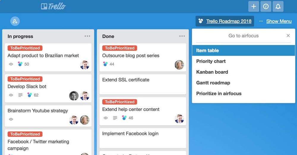 Trello - Phần mềm quản lý dự án