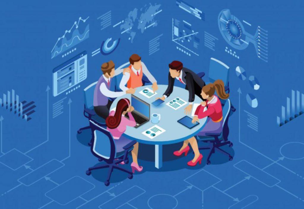Lợi ích của ứng dụng làm việc nhóm