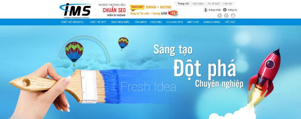 Đơn vị làm web tin tức thietkewebsite24h.com