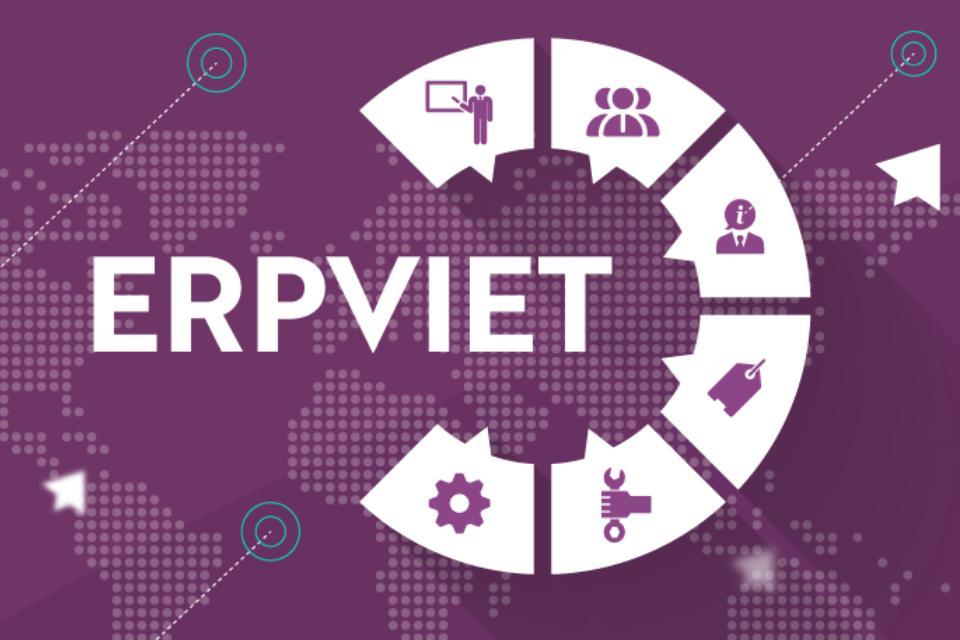 Phần mềm POS quản lý chuỗi bán hàng ERPViet