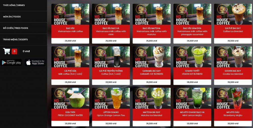 Phần mềm quản lý nhà hàng khách sạn Mona Media
