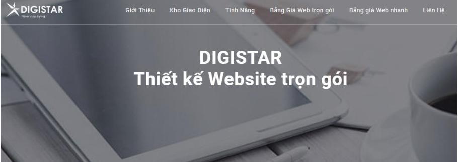 Công ty thiết kế website Digiweb