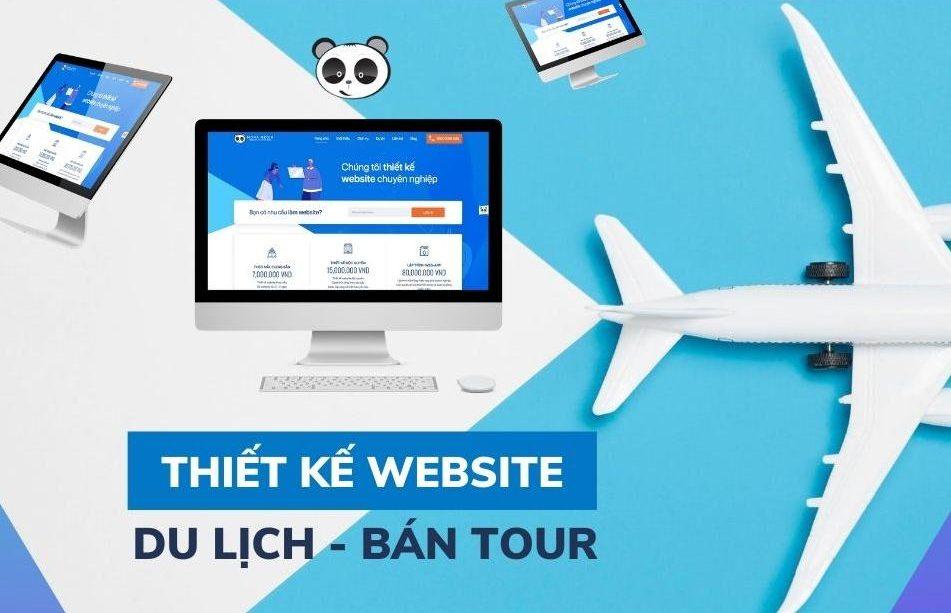 Công ty thiết kế web du lịch Mona Media