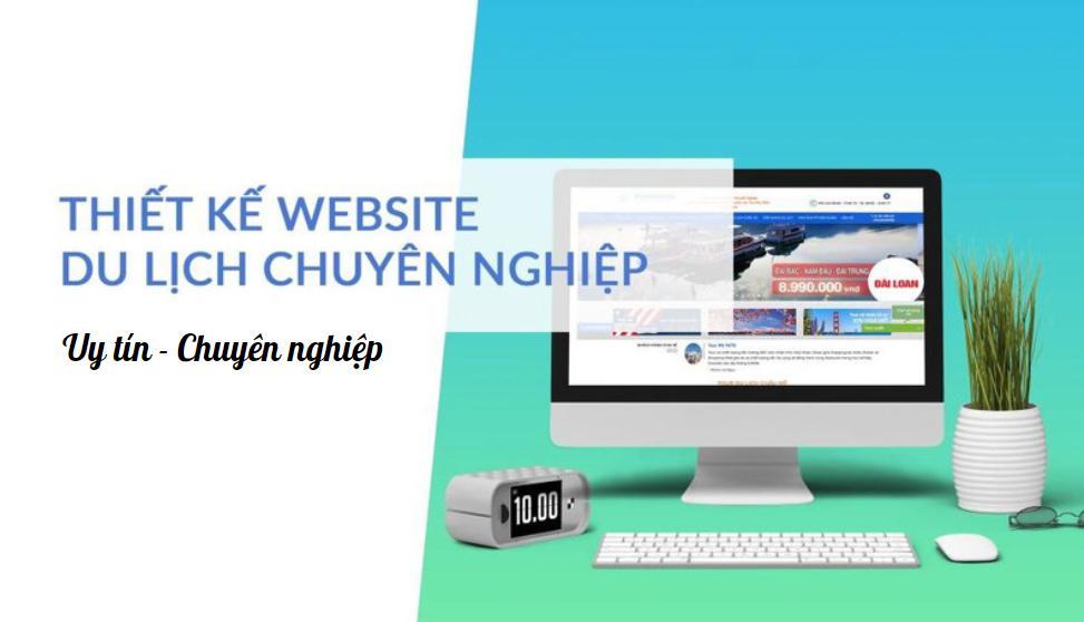 Top 8 công ty thiết kế website du lịch chuyên nghiệp