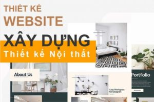 Top 7 công ty thiết kế website nội thất đẹp chất lượng