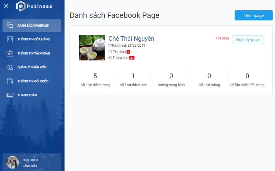 Puziness: Phần mềm chạy quảng cáo Facebook đơn giản