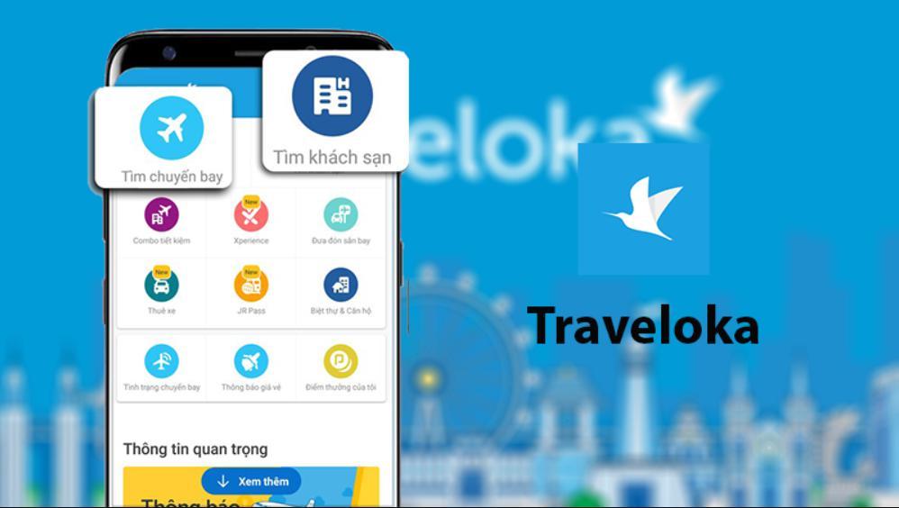 Traveloka: Booking phòng khách sạn giá rẻ