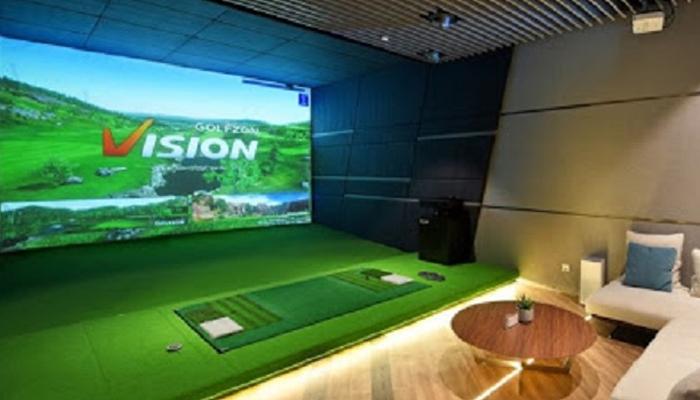 Ứng dụng giả lập đánh Golf 3D chuyên nghiệp - Vision