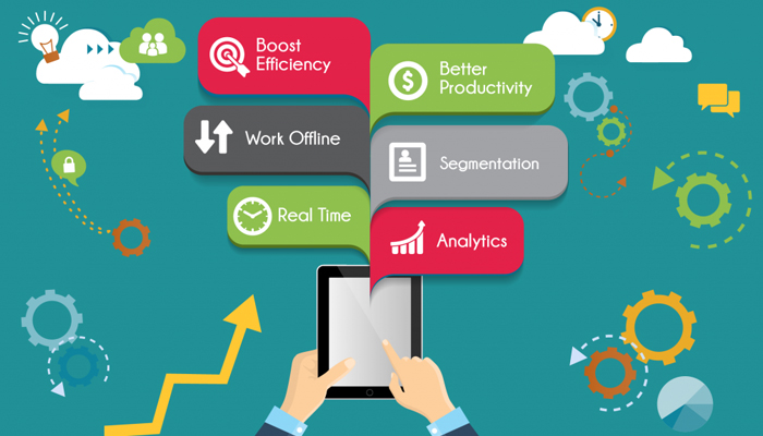 Lợi ích sử dụng app quản lý bán hàng trong kinh doanh