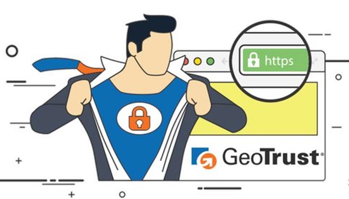 Nhà cung cấp chứng chỉ số SSL - GeoTrust