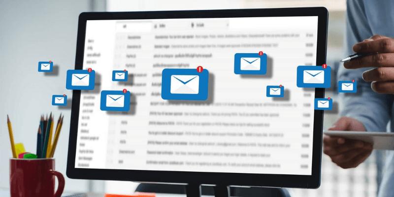 quảng bá website thông qua email marketing