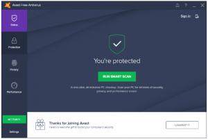 Phần mềm diệt virus Avast