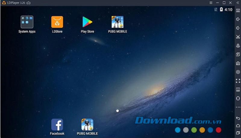 Phần mềm giả lập Android