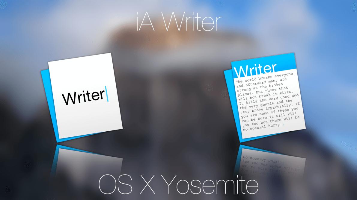 Phần mềm iA Writer