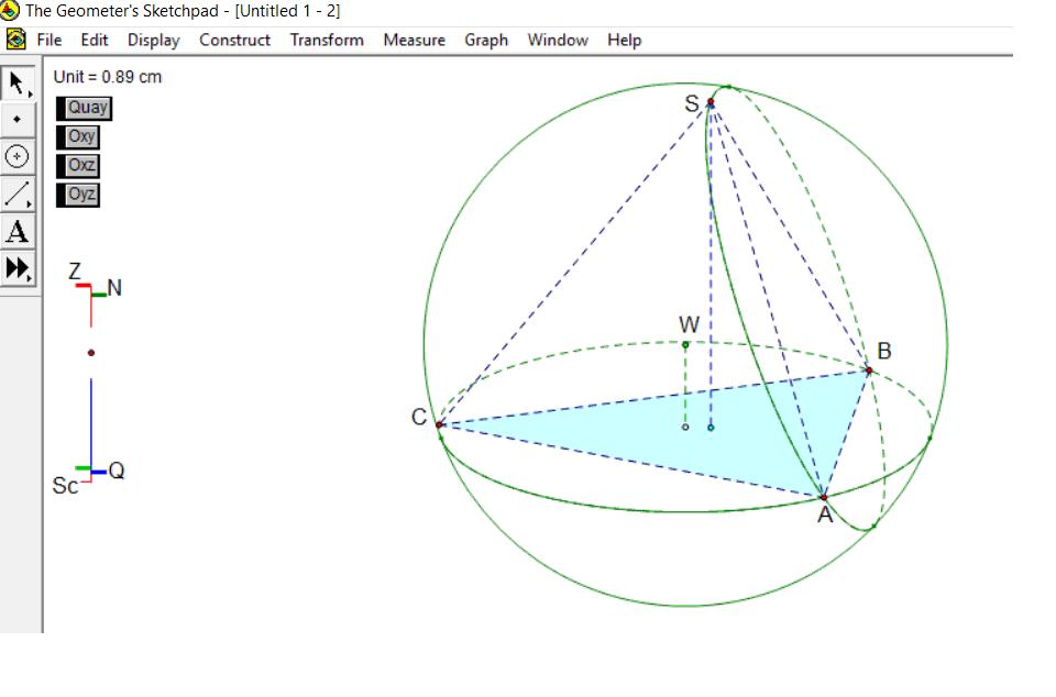 Geometer's Sketchpad