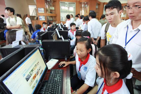 Ứng dụng công nghệ, phần mềm giáo dục trong đào tạo