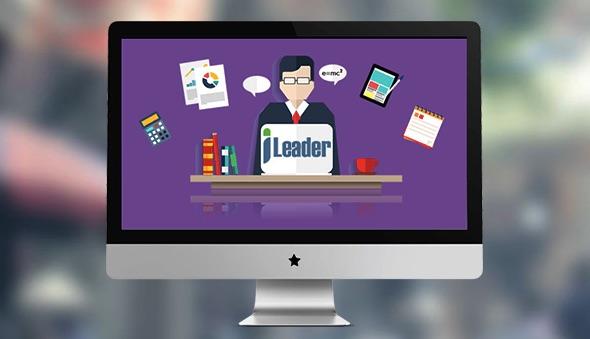 Webapp quản lý trung tâm tiếng anh Ileader