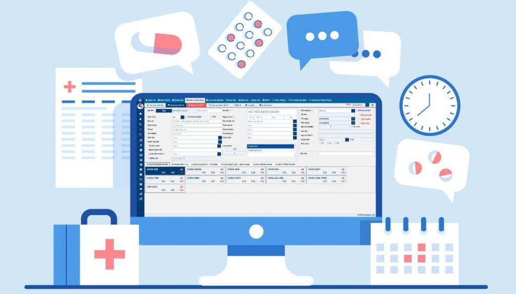 tại sao nên dùng phần mềm quản lý phòng khám