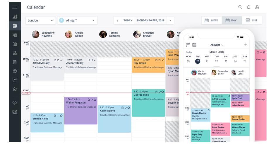 phần mềm quản lý Schedul