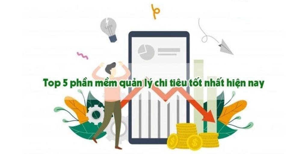 top phần mềm quản lý tài chính cá nhân