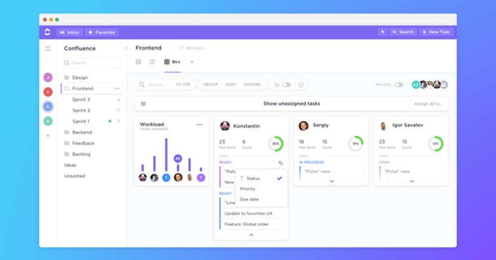 Clickup- Công cụ quản lý dự án tối ưu