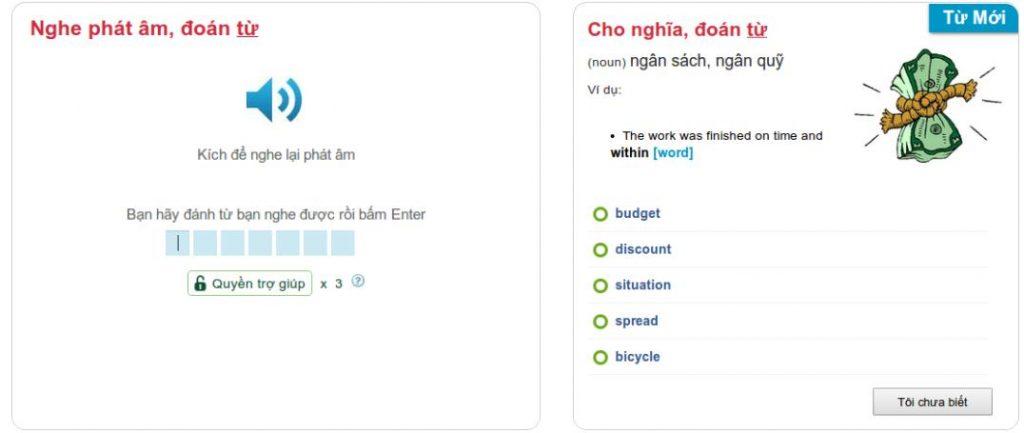 Phần mềm học ngoại ngữ trực tuyến LeeRit