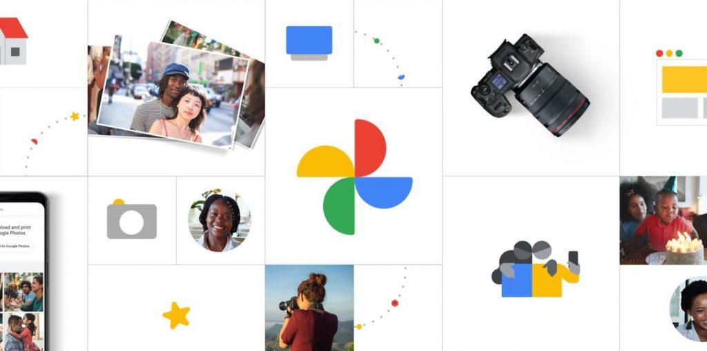 Phần mềm quản lý ảnh Google Photos
