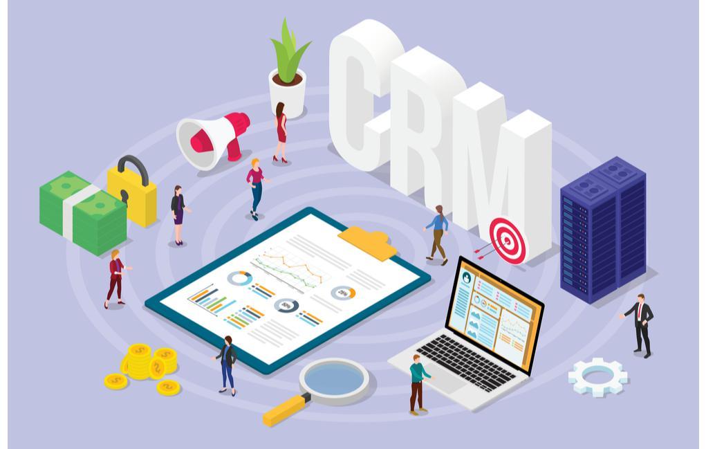 phần mềm quản lý thông tin khách hàng