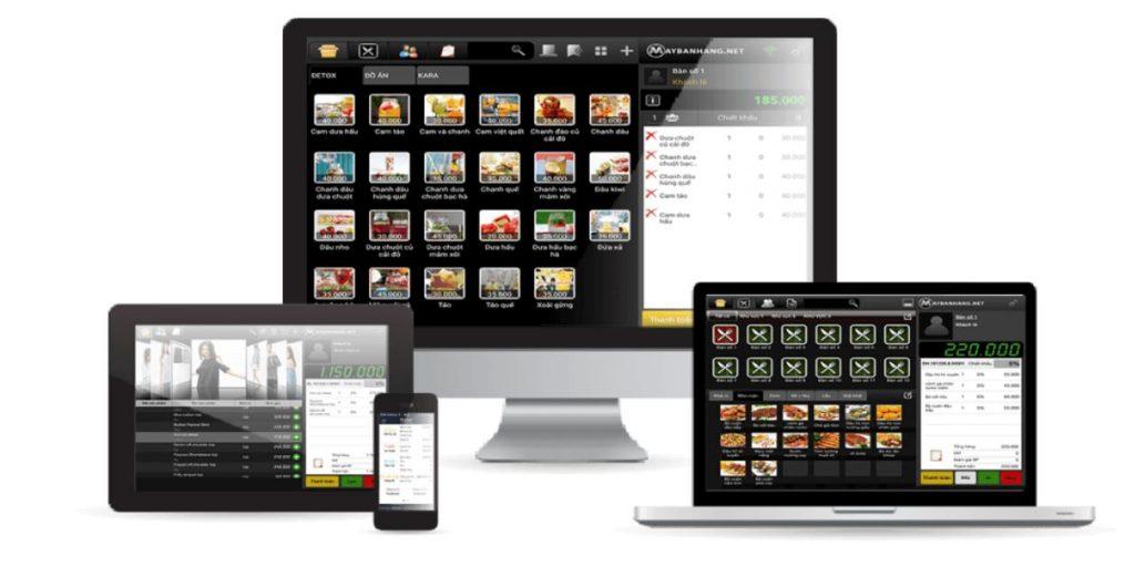Ứng dụng quản lý nhà hàng Maybanhang.net
