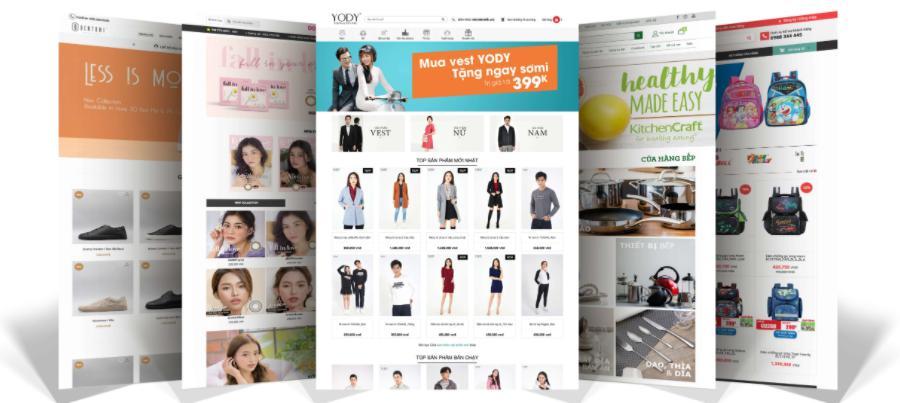 Phần mềm thiết kế website là gì?