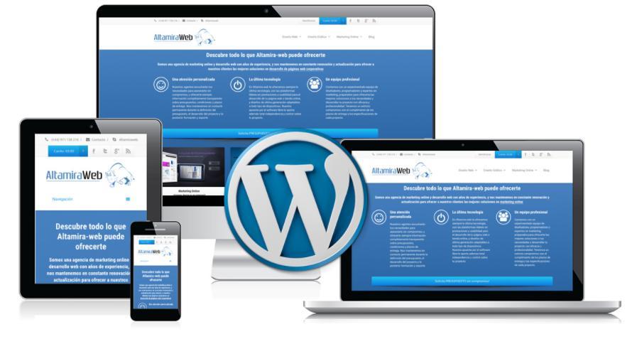 Phần mềm thiết kế website miễn phí WordPress