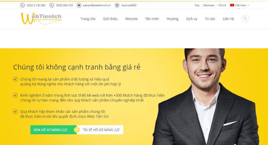 Dịch Vụ Web Tiện Ích