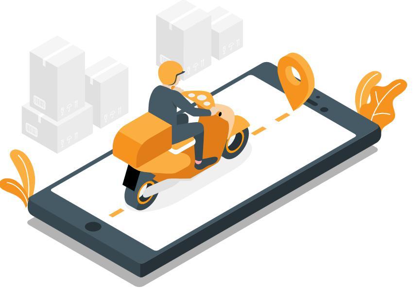 Vai trò và lợi ích của ứng dụng giao hàng