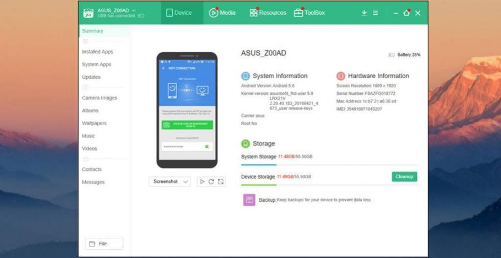 Giới thiệu về phần mềm quản lý android, IOS hiệu quả