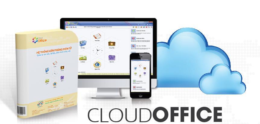 Phần mềm quản lý tài liệu CloudOffice