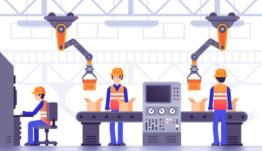 Tổng quan về phần mềm quản lý sản xuất