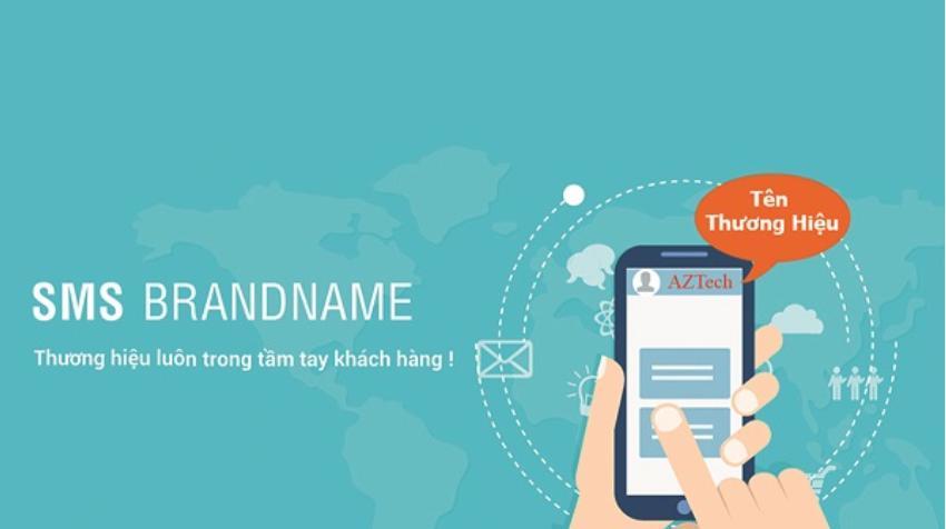 Phần mềm gửi tin nhắn cho nhiều người SMS Brandname