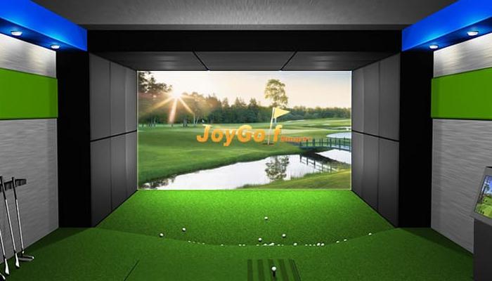 Công cụ giả lập đánh Golf 3D - Joy Golf Smart